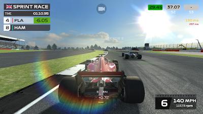 لعبة F1 Mobile Racing مهكرة جاهزة للاندرويد, لعبة F1 Mobile Racing مهكرة بروابط مباشرة