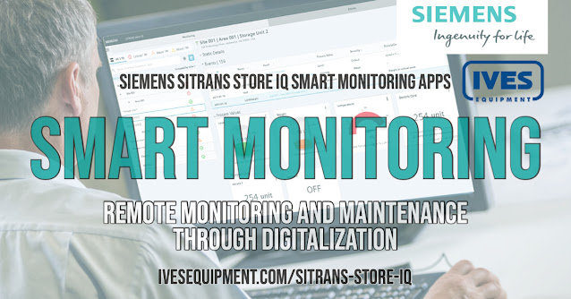 SITRANS store IQ Smart Monitoring