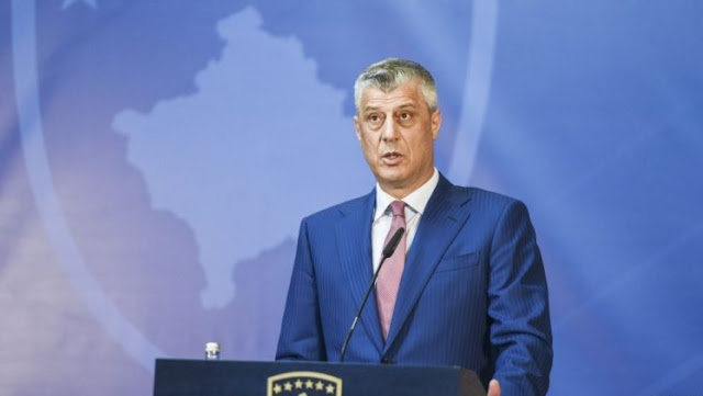 Thaci: the Presevo Valley joins Kosovo if the agreement with Serbia is reached