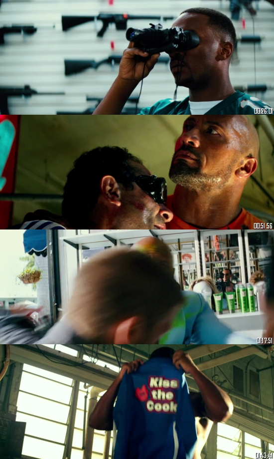 Pain and Gain 2013 BRRip 720p 480p Dual Audio Hindi English Full Movie Download