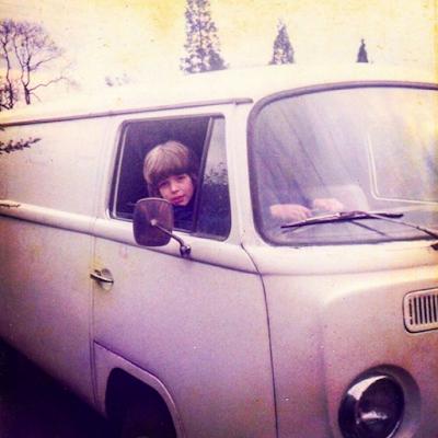 Dave Cousins VW Camper Van