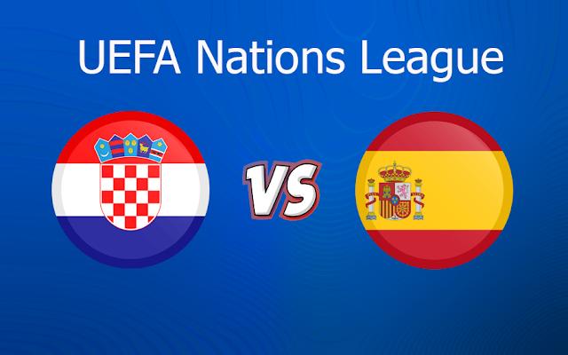 ปรีวิว วิเคราะห์บอล ยูฟ่า เนชั่นส์ ลีก : ทีมชาติโครเอเชีย VS ทีมชาติสเปน