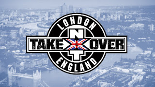 NXT Takeover London 2015