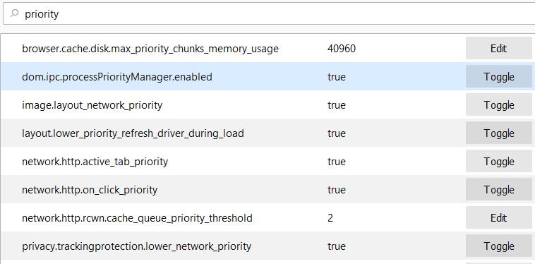 El próximo Firefox 69 estreanará Process Priority Manager en Windows