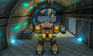 Game Mech Robot War
