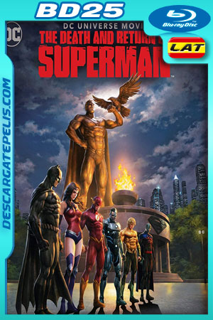 The Death and Return of Superman (2019) 1080p BD25 Latino – Ingles