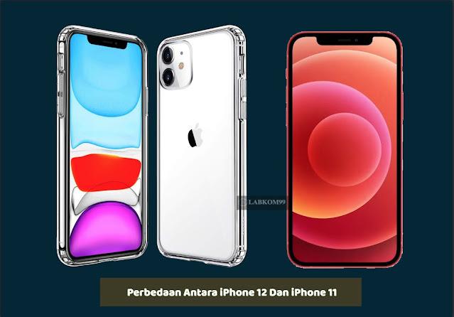 Perbedaan Antara iPhone 12 Dan iPhone 11