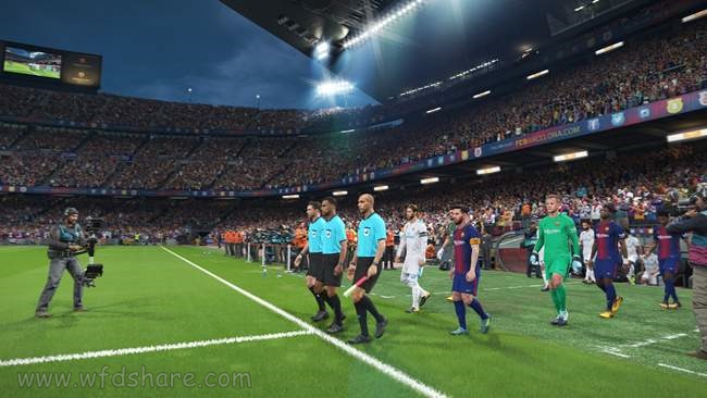 Pro Evolution Soccer 2018 Setup Terbaru