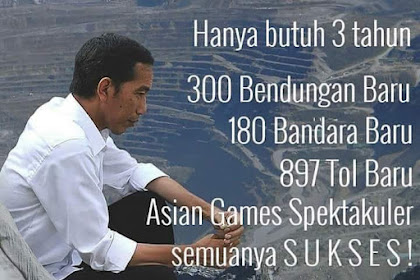 Kocak! Meme Jokowi Bangun Infrastruktur Jadi Tertawaan Anak Teknik dan Insinyur