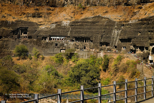 Ancient-India-Ajanta-Caves