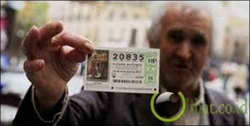 Menang lotre