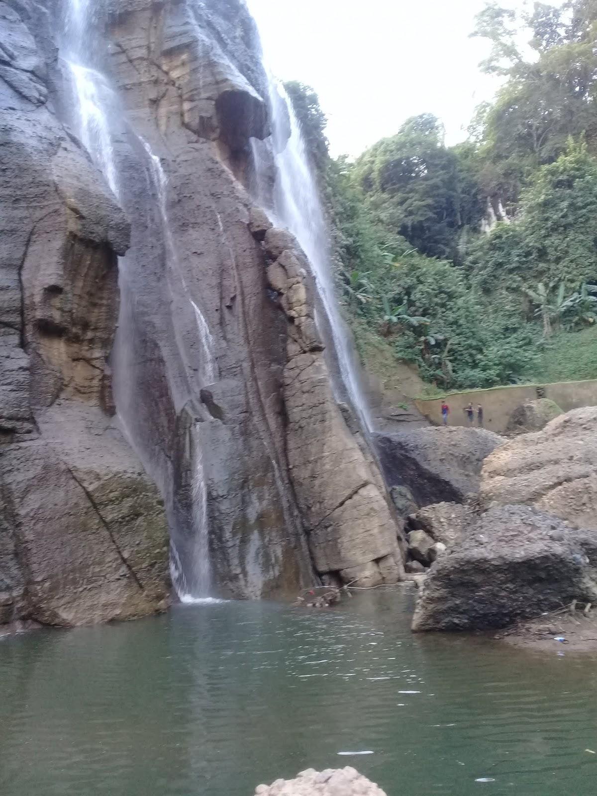 wisata alam curug caweni cidolog sukabumi