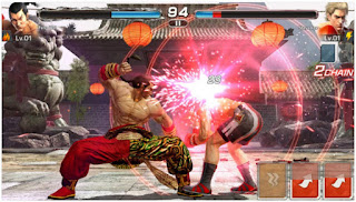 TEKKEN Mod Apk v1.2 Data OBB God Mode Update