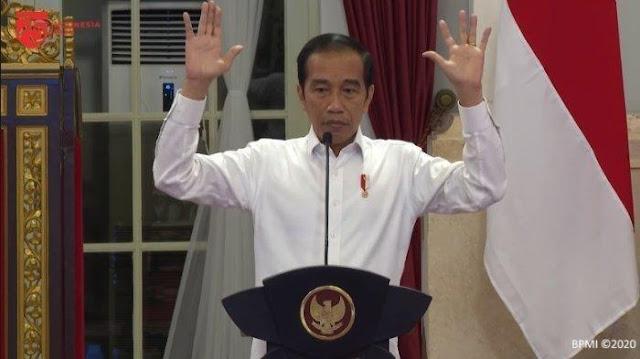 Voxpol: Jokowi Akui Gagal Pimpin Negara