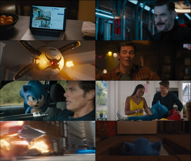 Sonic The Hedgehog 2020 Dual Audio ORG 1080p BluRay