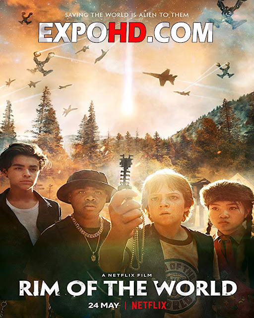 Rim Of The World 2019 HD 720p | BluRAy 480p | Dual Audio [Netflix] G.Drive