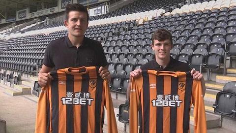 4 năm trước, khi gia nhập Hull City, Maguire còn chưa được nhiều người biết tới