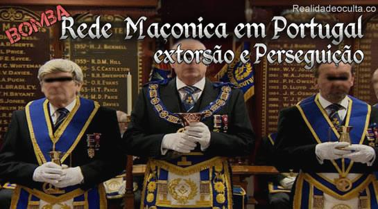 Maçonaria em Portugal: Extorsão.