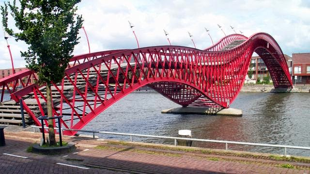 Image result for Python Bridge