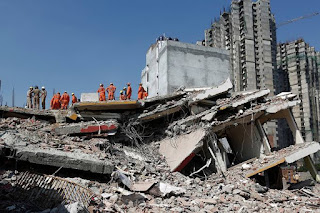 Dongri Building Collapses