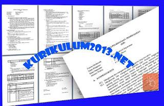 RPP SMA Kurikulum 2013 Mata Pelajaran Wajib Lengkap Dengan Silabus