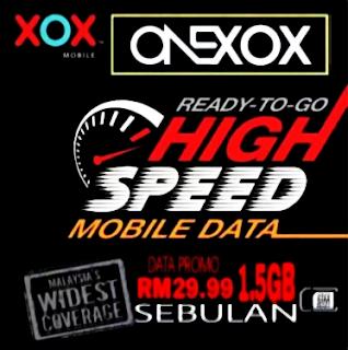Pengalaman Bersama ONEXOX-Internet berkelajuan tinggi