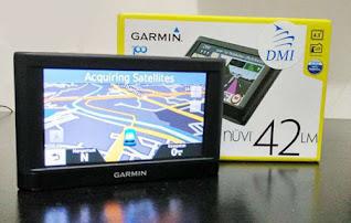 Darmatek Jual Garmin GPS Nuvi 42LM