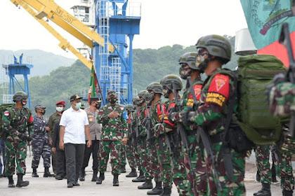 Ini Alasan 400 Prajurit TNI AD Gunakan Kapal Perang Republik Indonesia