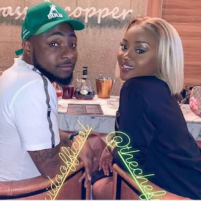 Davido and Chioma getting married