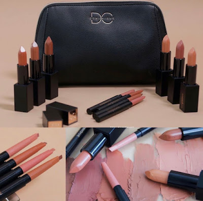 Dominique Cosmetics The Soft-Focus Nude Lips Collection