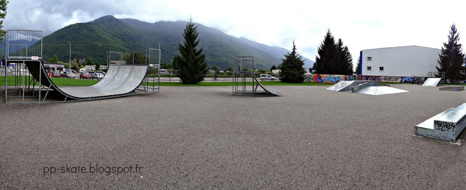 skatepark albertville