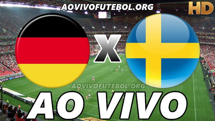 Assistir Alemanha x Suécia Ao Vivo HD