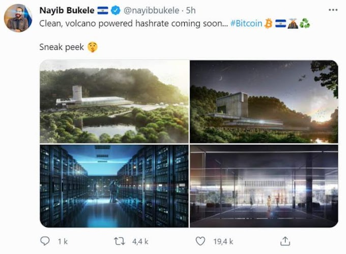 Mientras China hace estragos, el futuro de la minería de bitcoin (BTC) está en El Salvador