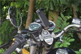 Simak 10 Review Smartphone Holder Motor Terbaik