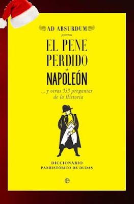 Dibujo de Napoleon sobre fondo amarillo