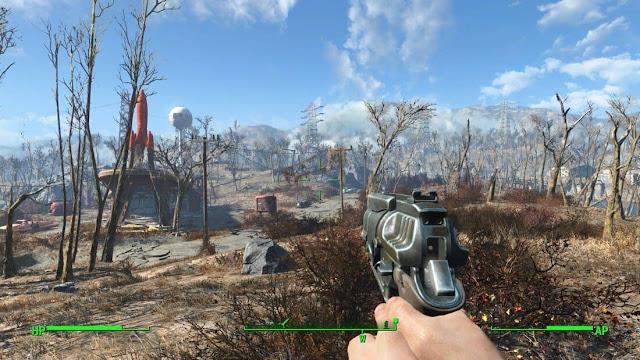 Imagem do Fallout 4