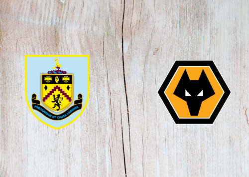 Burnley vs Wolverhampton Wanderers - Highlights 15 July 2020