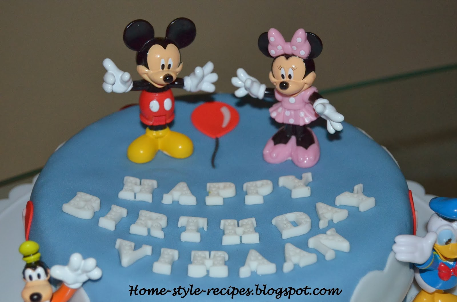 Share A Recipe Mickey Mouse Club House Cake