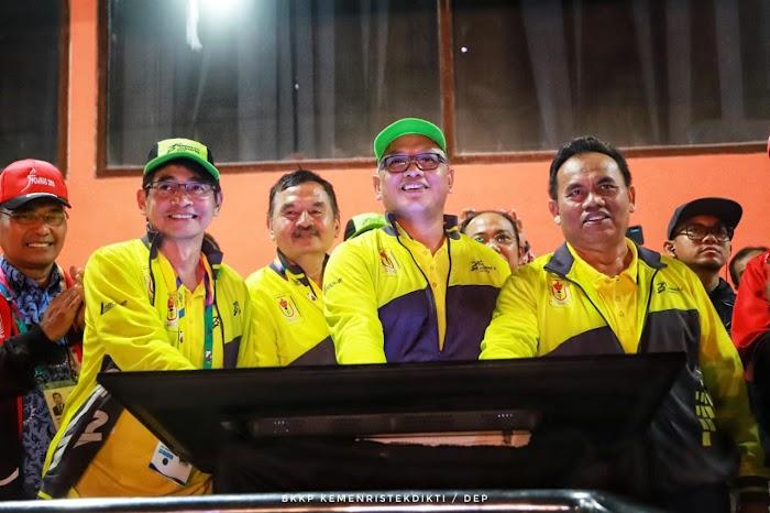 Pembukaan POMNAS XVI Jakarta 2019 Dihadiri 3.404 Atlet, Dimeriahkan 919 Penari, 100 Vokalis, dan 60 Pemain Musik