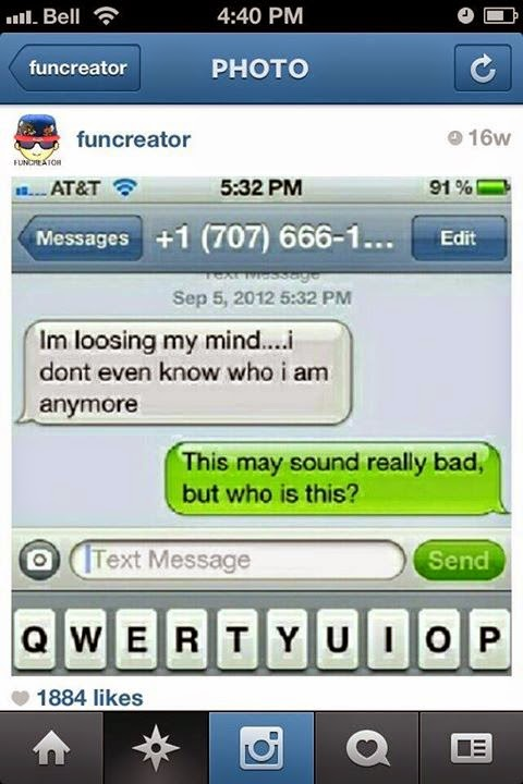 Funny And Hilarious Text Messages All Time - dashingamrit