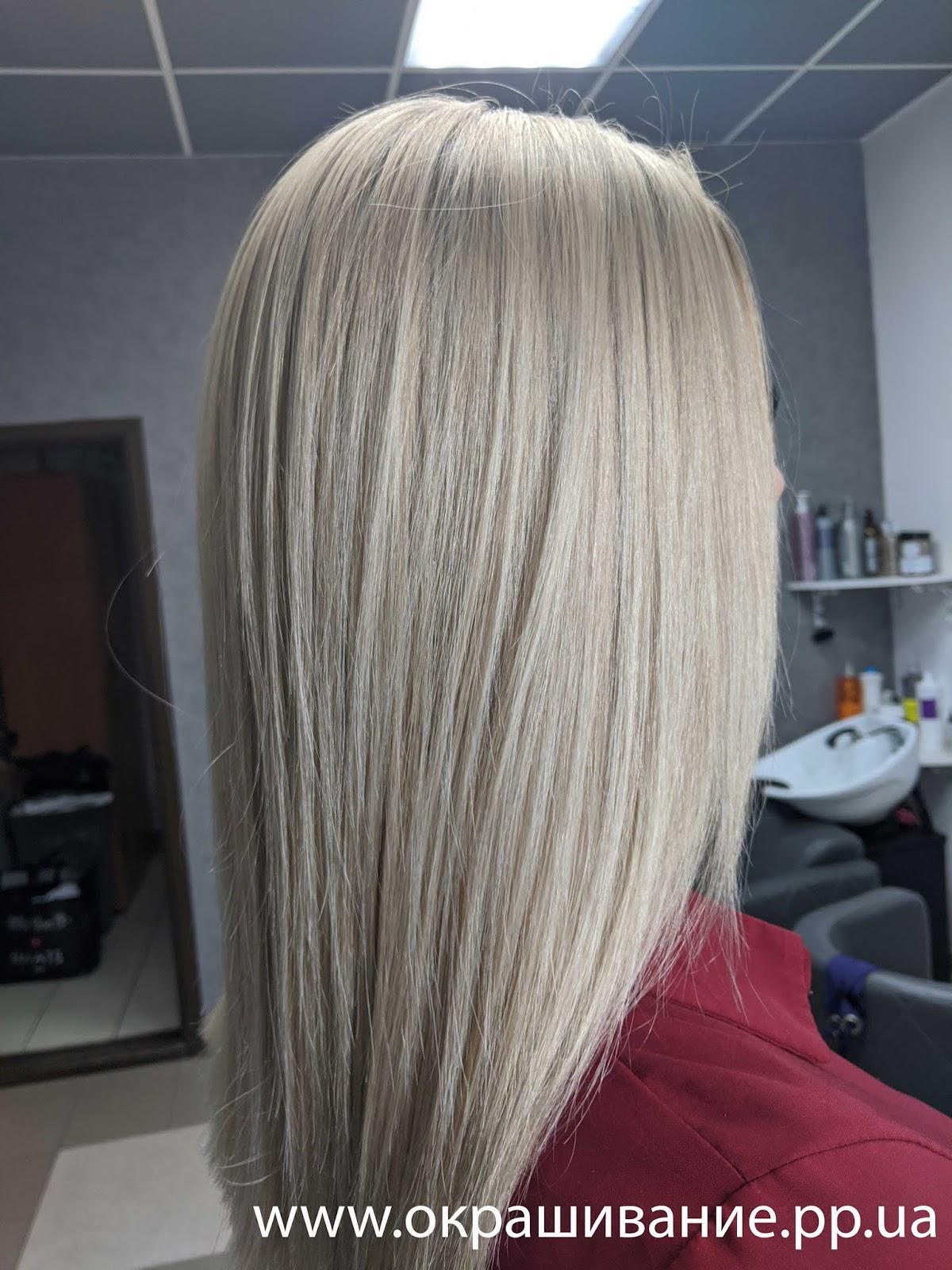 Где осветлить и покрасить волосы в один день в Харькове?