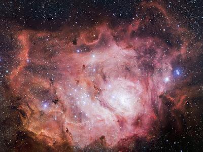 Nebulosa Laguna - Una Galaxia Maravillosa