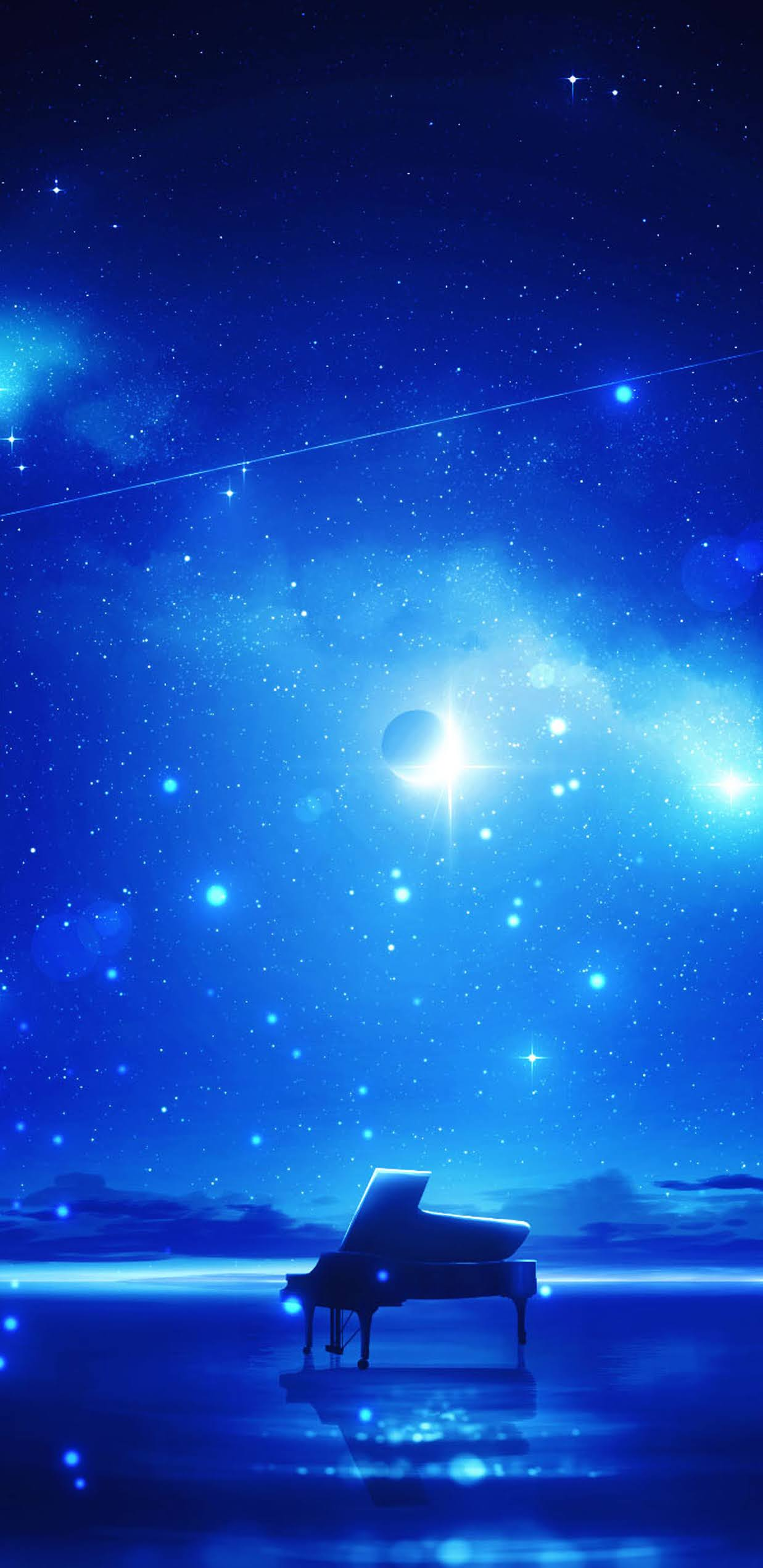 Nguyệt thực giữa màn đêm đầy sao