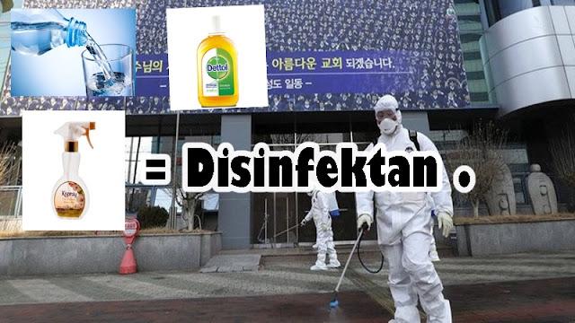 Permalink to Cara Membuat Disinfektan Dengan Dettol