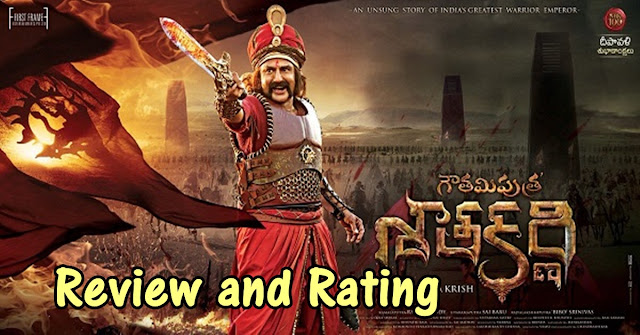 Gautamiputra Satakarni Review and Rating first in Internet by Ghora