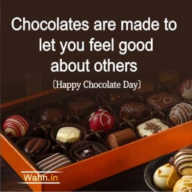 Chocolate Day Messages for Girlfriend Hindi