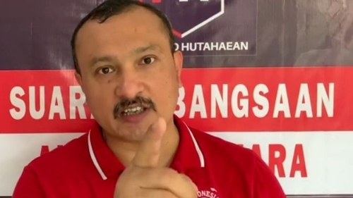 Megawati Tangisi Jokowi yang Diejek Tak Beretika, Ferdinand Hutahaean: Ini Seruan Ambil Sikap Melawan!