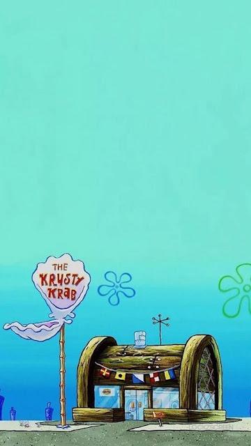 SpongeBob merupakan tokoh karakter film fiksi utama dari televisi animasi Nickelodeon dar 60+ Gambar Spongebob Keren, Lucu & Sedih Terbaru
