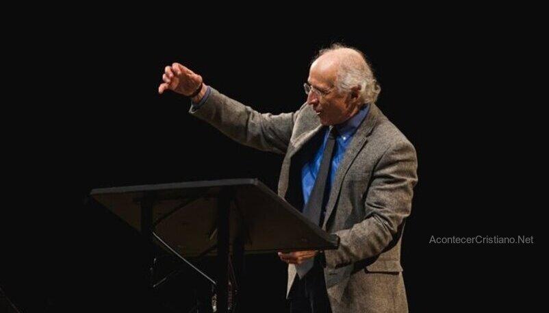 John Piper predica acerca de la venida de Cristo