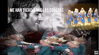 """⚫Pasodoble de ✨""""Sonrisillas""""🥇 Comparsa Antonio Martinez Ares """"Me han dicho a mis las coñetas"""" (1990)"""